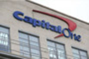 Office expansion for Capital One UK