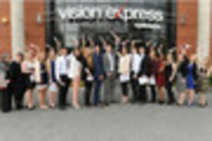 the search is on for new vision express apprentices