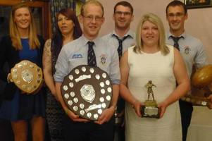 stewartry rfc's 46th annual dinner sees first ever joint men and women players trophy presentation
