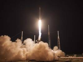 A SpaceX rocket just did something not even its engineers thought was possible