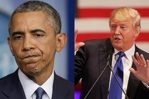president obama warns donald trump: 'this is not a reality show' (video)