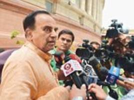 'she is guilty as hell!': bjp mp subramanian swamy wants sonia gandhi questioned over links to agustawestland