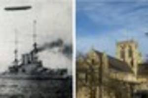 grimsby service set to mark 100 years since battle of jutland