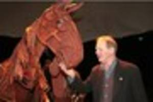 bristol old vic's tom morris: 'war horse has revived our theatre'
