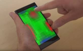 A Touchscreen Without Touch..?