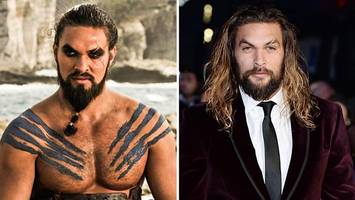 game of thrones actors out of character
