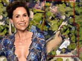 minnie driver sued by la neighbour for 'pelting home with food jars full of black paint'