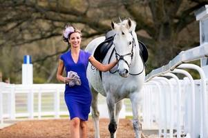 perth racecourse prepares to welcome thousands for the hugely popular ladies day