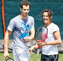 Andy Murray Splits From Amelie Mauresmo