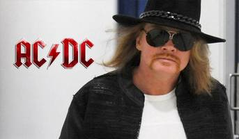 Axl Rose Fronts AC/DC: First Concert A Triumph?