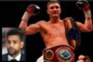 tommy langford: amir khan will come back stronger after defeat