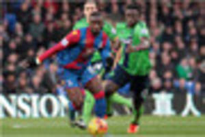 southampton without midfielder for crystal palace clash