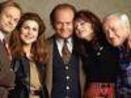 what frasier cast look like now