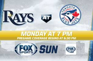 Tampa Bay Rays at Toronto Blue Jays game preview