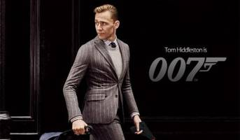 Hiddleston To Play Bond?
