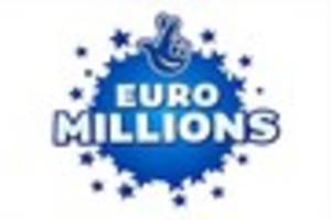 EUROMILLIONS: What is tonight's jackpot & what time is the...