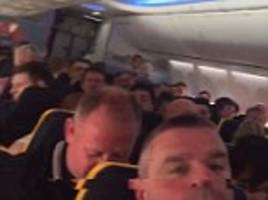 'cause every little thing gonna be alright!' the uplifting moment liverpool fc fans belt out bob marley classic on packed ryanair flight ahead of europa league final