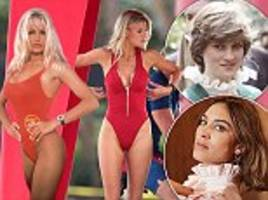 from shy di's sloane ranger look to baywatch and bubble perms, it was the decade taste forgot but... aaaargh! the awful 80s are back