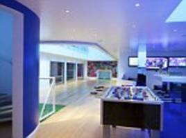 james bond bachelor pad complete with its own helipad and zip wire for £4.7m