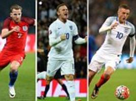 terry venables tells england manager roy hodgson that harry kane, jamie vardy and wayne rooney can play together at euro 2016
