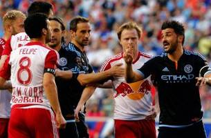 NYCFC, Red Bulls exchange Twitter shade ahead of Rivalry Week clash