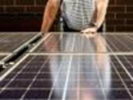 Good news for solar powered homes
