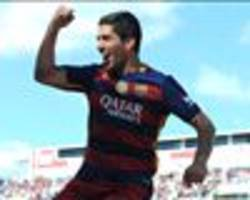 Suarez beats Ronaldo in La Liga & the results of Goal's European Player of the Year awards