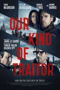 MOVIE REVIEW: Our Kind Of Traitor
