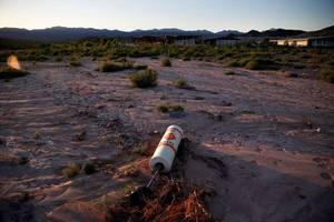 Leaking Las Vegas: Lake Mead Plunges To Lowest Level Ever As The Problem Is Not Going Away