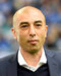 is this the big clue roberto di matteo is set to be named aston villa's next boss?
