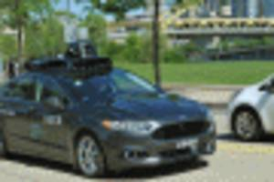 uber's autonomous ford fusion to hit the roads in pittsburgh