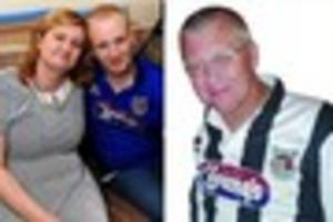 lottery winners step up to give tragic grimsby town fan jeffrey...