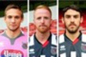 grimsby town at wembley: mckeown, pearson and disley earned...