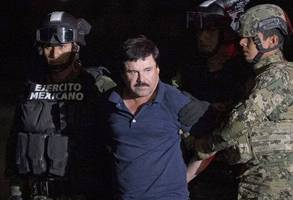 'El Chapo' extradition to U.S. approved, Mexico says