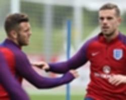 hodgson happy to play the waiting game with henderson, wilshere