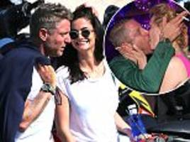 fiat heir lapo elkann holidays in ibiza after uma thurman amfar kiss