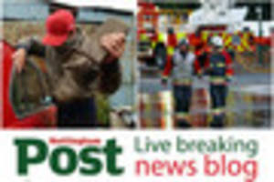 Live updates, including weather and traffic, for Nottingham on...