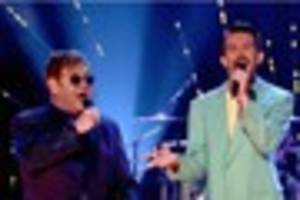 Elton John and unsigned Neath musician perform together on Graham...