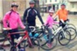 lichfield bike ride is chance to cycle curborough sprint circuit