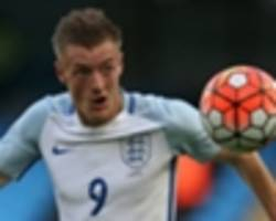 vardy missing australia game to get married - hodgson