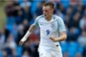 football: vardy is given well-earned respite after grabbing...