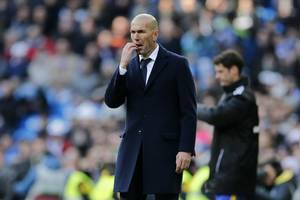 Zidane expecting difficult Champions League final