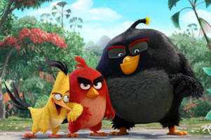 Box office hits and misses: 'Angry Birds' knocks 'Captain America' off its perch