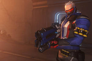 the final 'overwatch' short has soldier: 76 answer the call of duty