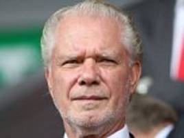 West Ham will take the Europa League seriously, insists chairman David Gold