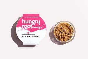 The startup that wants to make 'indulgence healthy' with things like chickpea cookie dough is launching nationwide, and just got picked up by Whole Foods