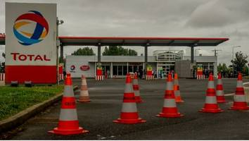 france hit by gas shortages, rationing after refinery workers go on strike