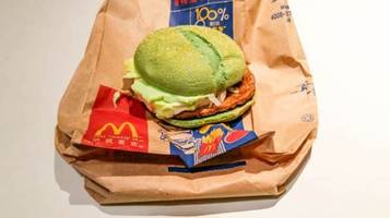 mcdonald's angry bird burgers look moldy and bloody