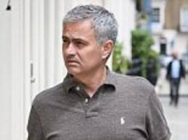 he has a discrimination case hanging over his head but the special one is still in line for one of football's top jobs: how josé mourinho always lands on his feet despite continuous brushes with controversy