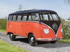The Volkswagen camper van that costs the same as a Ferrari